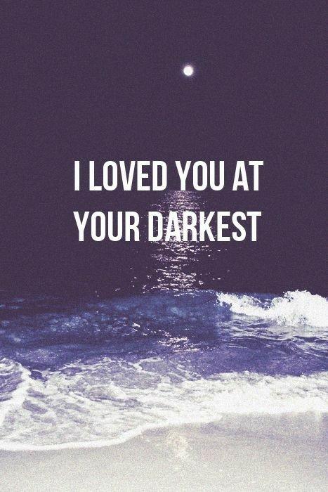 Darkest quote